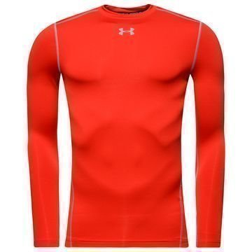 Under Armour ColdGear Compression Crew Punainen