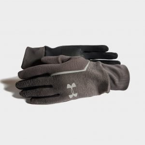 Under Armour Coldgear Etip Hanskat Harmaa