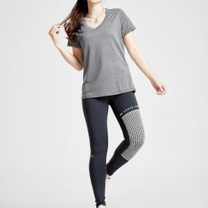 Under Armour Colour Block Leggings Musta