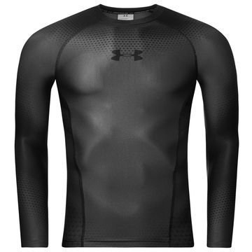 Under Armour Compression Recharge L/S Harmaa
