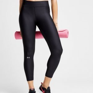 Under Armour Crop Leggings Musta