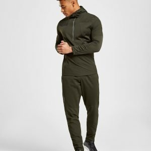 Under Armour Cyclone 1/2 Zip Huppari Vihreä