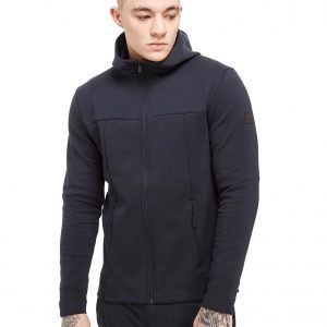 Under Armour Elite Full Zip Hoodie Musta