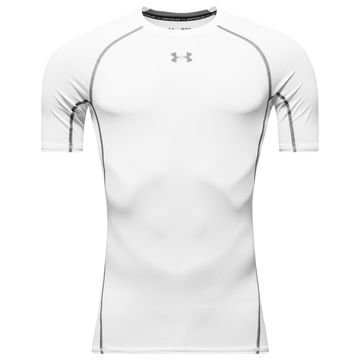 Under Armour HeatGear Armour S/S Valkoinen
