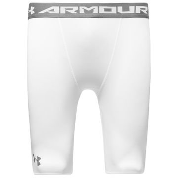 Under Armour HeatGear Compression Trikoot Longer Valkoinen