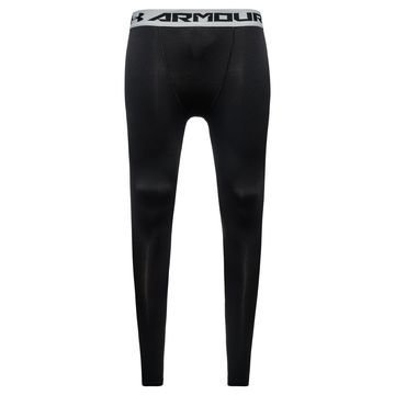 Under Armour HeatGear Compression Trikoot Musta