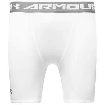 Under Armour HeatGear Compression Trikoot Valkoinen