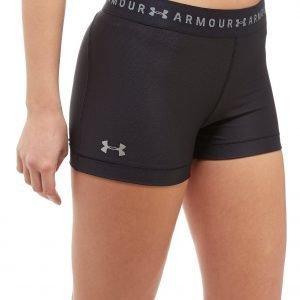 Under Armour Heatgear Armour Shorts Musta