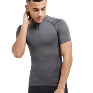 Under Armour Heatgear Compression T-Shirt Carbon Heather