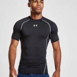 Under Armour Heatgear Compression T-Shirt Musta