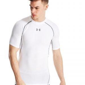 Under Armour Heatgear Compression T-Shirt Valkoinen