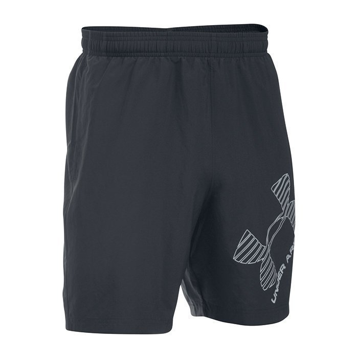 Under Armour INTL Graphic Woven Short Black Large