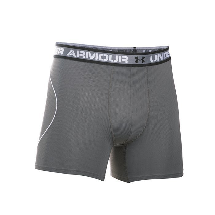 Under Armour ISO Chill 6 Boxerjock Graphite Small