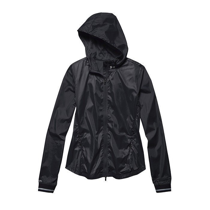 Under Armour Layered Up! Storm Jacket-BLK/ black XL