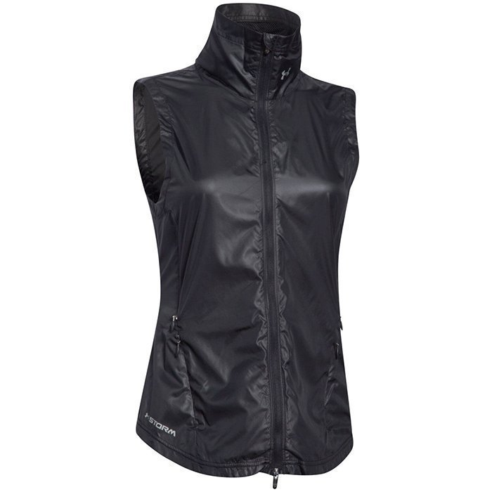 Under Armour Layered Up! Storm Vest Black Small