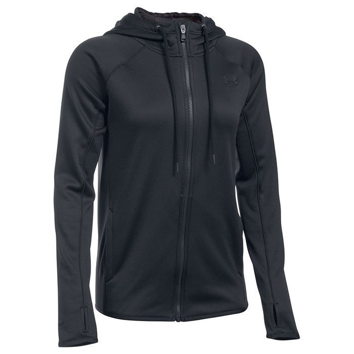 Under Armour Lightweight Storm AF Full Zip Hoodie Black X-large