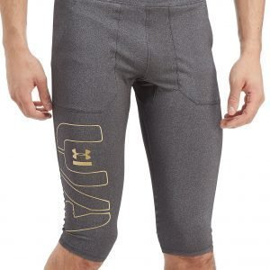 Under Armour Perpetual 3 / 4 Tights Harmaa