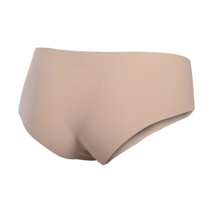 Under Armour Pure Stretch Hipster Nude Small