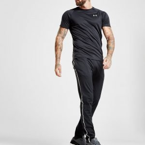 Under Armour Sportstyle Tape Track Pants Musta