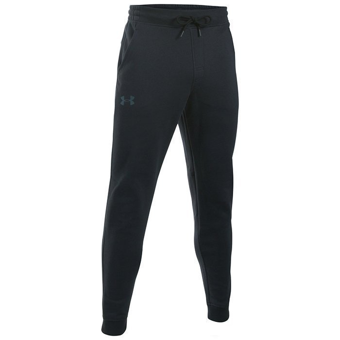 Under Armour Storm Rival Cotton Jogger Black Small
