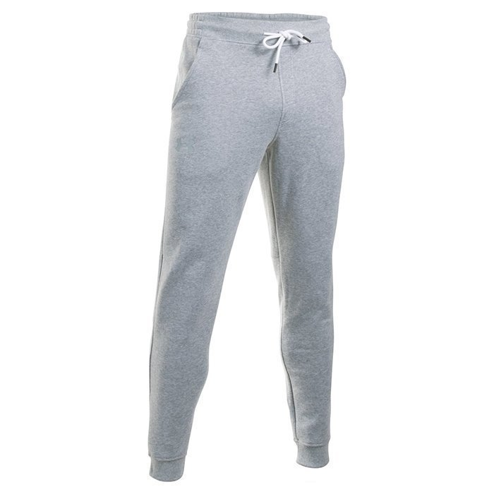 Under Armour Storm Rival Cotton Jogger True Grey Heather Large