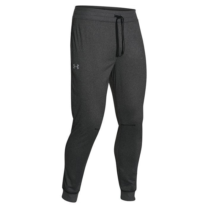 Under Armour Tapered Tricot Pant Black