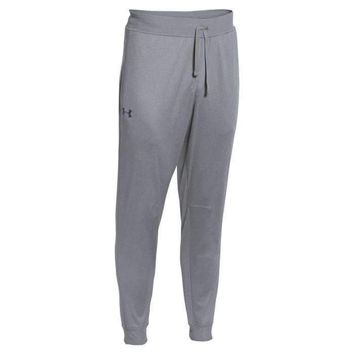 Under Armour Tapered Tricot Pant Grey Melange