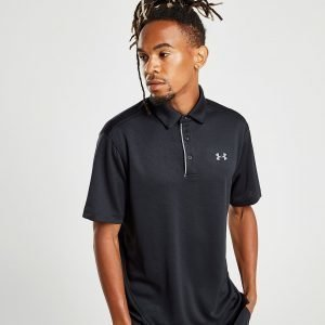 Under Armour Tech Polo Shirt Musta