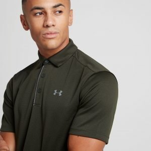 Under Armour Tech Polo Shirt Vihreä