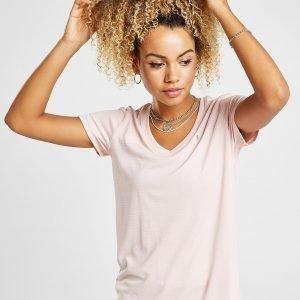 Under Armour Tech Short Sleeve T-Shirt Vaaleanpunainen