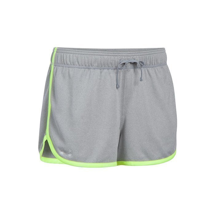 Under Armour Tech Short True Grey Heather Medium