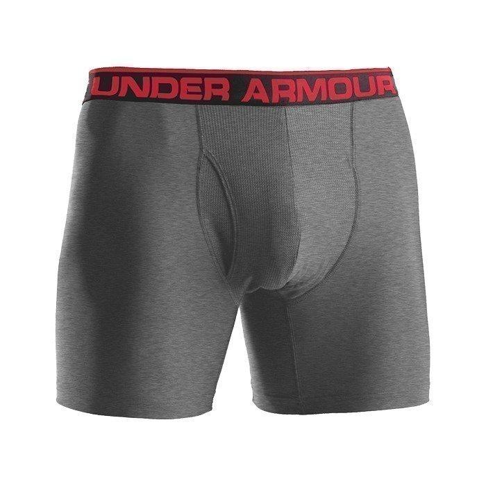 Under Armour The Original 6'' Boxerjock-TR true grey hea S