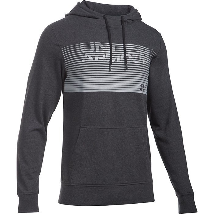 Under Armour Triblend Sportstyle Logo PO Black Small