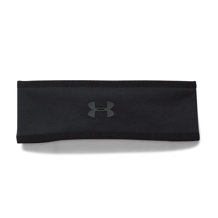 Under Armour UA Elements Fleece Headband black one size