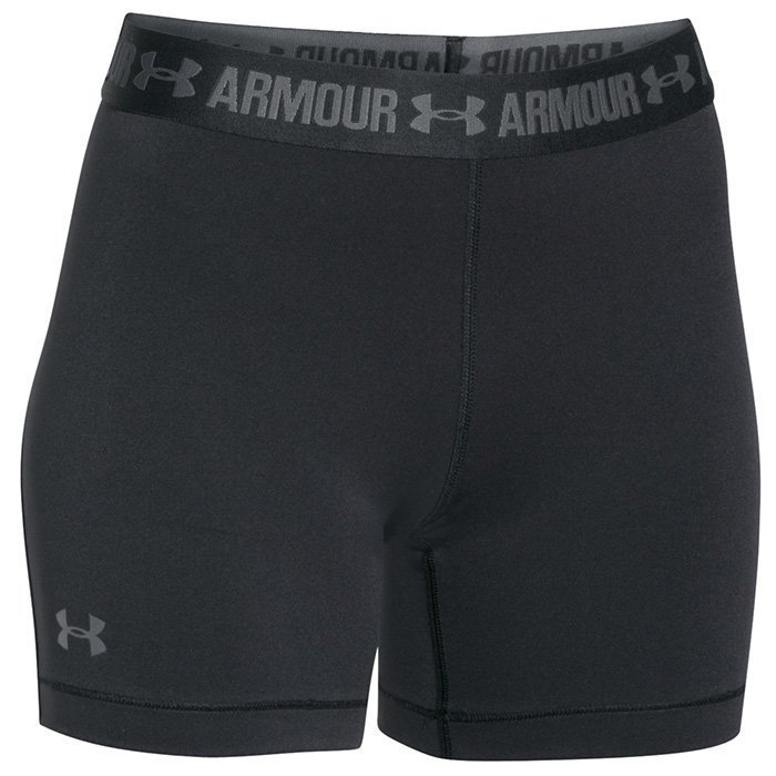Under Armour UA HG Armour Middy Black