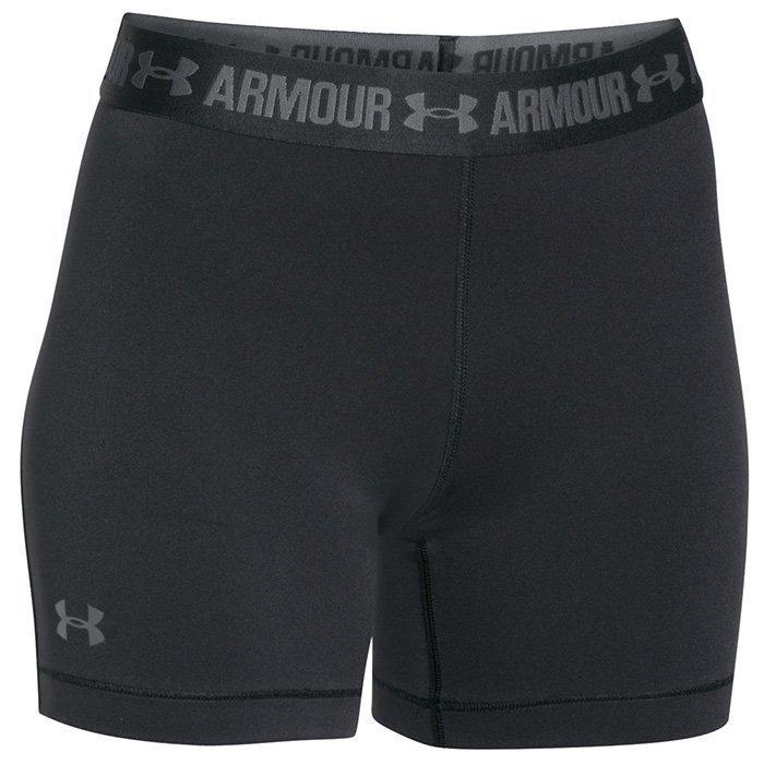 Under Armour UA HG Armour Middy Black
