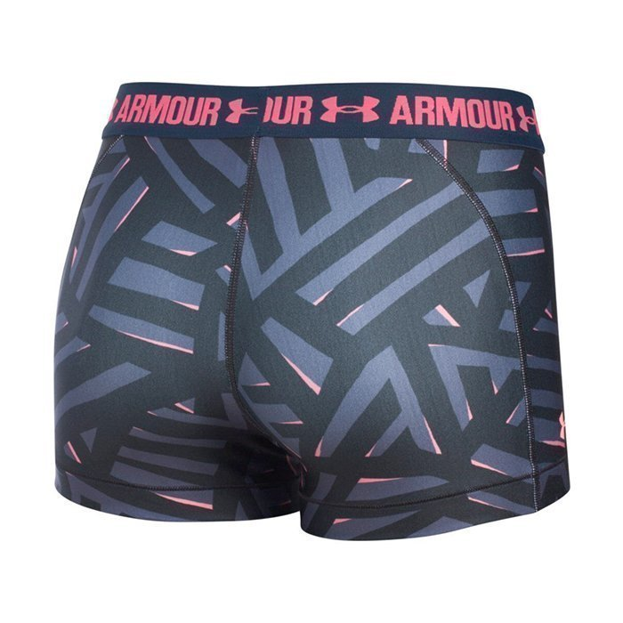 Under Armour UA HG Armour Printed Shorty Brilliance Crosscheck Medium