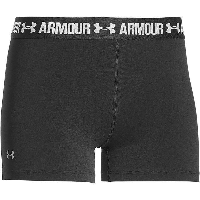Under Armour UA HG Armour Shorty Black