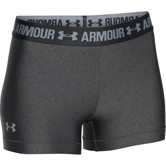 Under Armour UA HG Armour Shorty Carbon Heath L