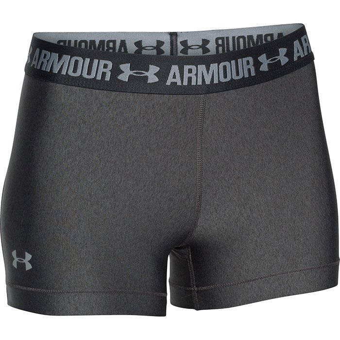 Under Armour UA HG Armour Shorty Carbon Heath S