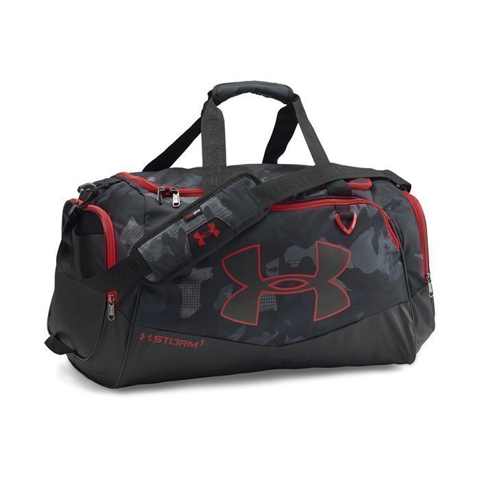 Under Armour UA Undeniable MD Duffel II black/red