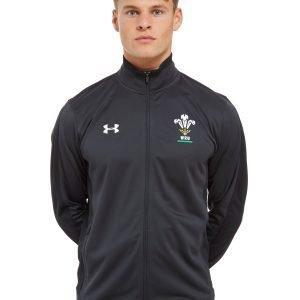 Under Armour Wales Ru Track Jacket Harmaa