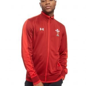 Under Armour Wales Ru Track Jacket Punainen