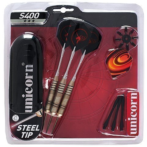 Unicorn S400 Darts Tikat