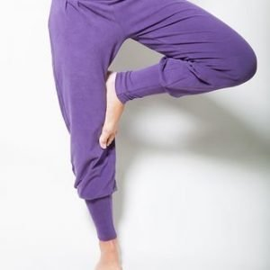 Urban Goddess Yoga Pants Dakini Purple Rain