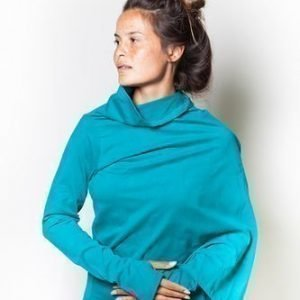 Urban Goddess Yoga Top Cardigan Wrap Me Up Midnight Sky