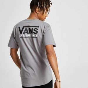Vans Short Sleeve Carter T-Shirt Harmaa