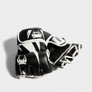 Venum Challenger Mma Gloves Musta
