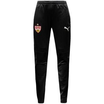 VfB Stuttgart Harjoitushousut Musta