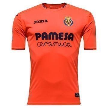 Villarreal Maalivahdin paita 2016/17 Oranssi